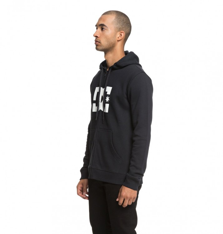 Кардиган DC SHOES Star Zh M Black, фото 2