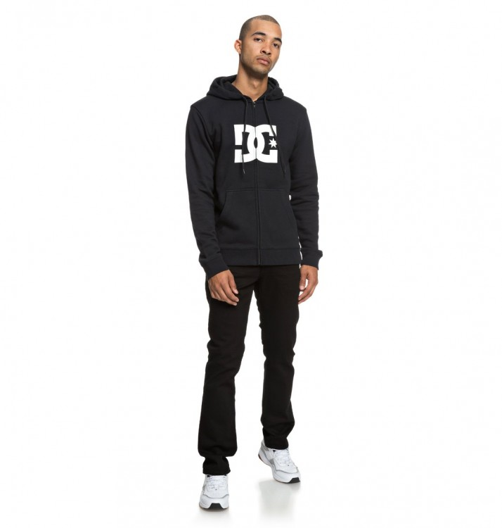 Кардиган DC SHOES Star Zh M Black, фото 4