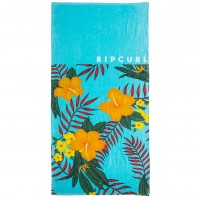 Полотенце RIP CURL Rider'S Block Towel Blue