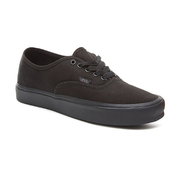 Купить Кеды VANS Ua Authentic Lite (Canvas) Black/Black, Китай