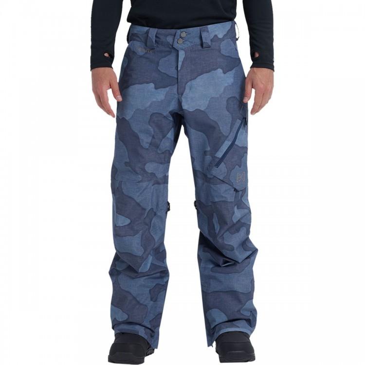 Купить Штаны для сноуборда мужские BURTON M Ak Gore Cyclic Pant Arctic Camo, Вьетнам