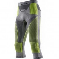 Термоштаны мужские X-BIONIC Man Radiactor Evo Uw Pants Medium Iron/Yellow