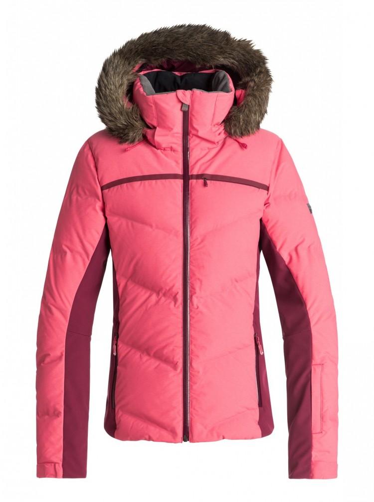 Купить Куртка для сноуборда женская ROXY Snowstorm Jk J Teaberry, Индонезия
