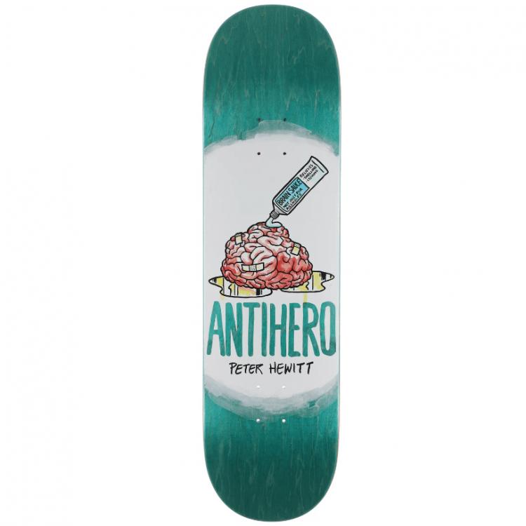 Купить Дека для скейтборда ANTI-HERO Brd Hewitt Devolution 8.75 , Мексика