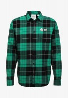 Рубашка CHEAP MONDAY Fit Shirt Grass Green Tartan