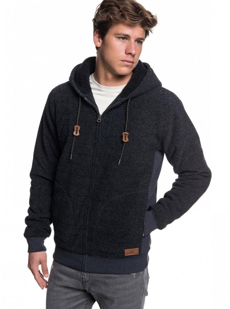 Купить Куртка QUIKSILVER Kellersherpa M Dark Grey Heather, Китай