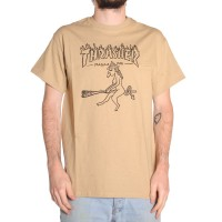 Футболка THRASHER Witch Tan