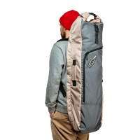 Чехол для лонгборда SUNHILL Long Pack Gold/Grey