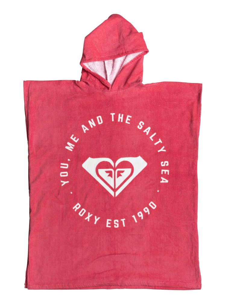 Купить Полотенце для девочек-подростков ROXY Rg Pass This On G Rouge Red, Китай