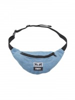 Сумка на пояс OBEY Waisted Hip Bag Denim
