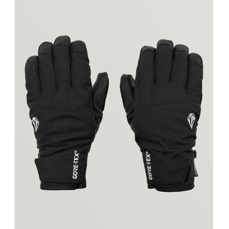 Перчатки VOLCOM Cp2 Gore-Tex Glove  Black 2021, фото 1