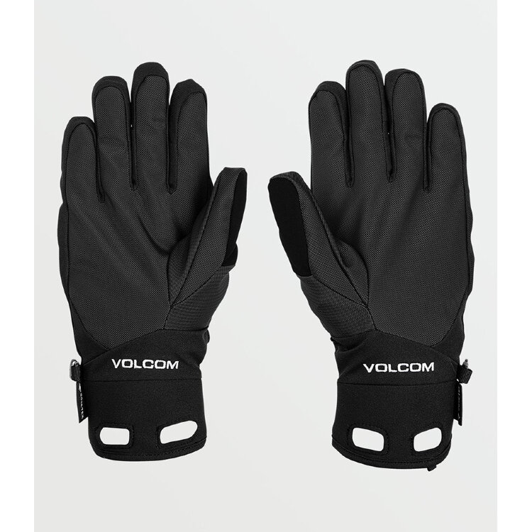 Перчатки VOLCOM Cp2 Gore-Tex Glove  Black 2021, фото 2