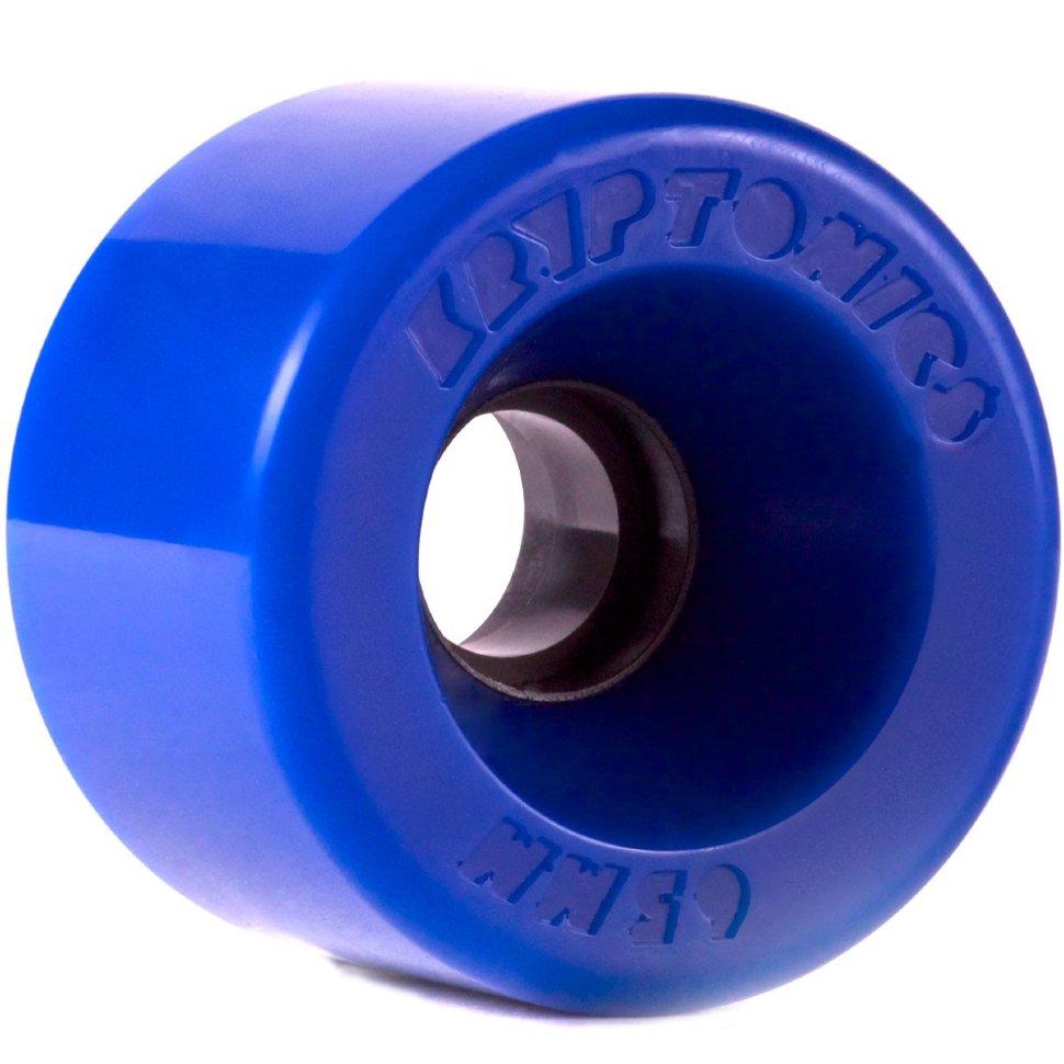 Колеса для лонгборда KRYPTONICS Blue 65 mm 2000000186009
