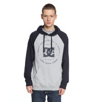 Джемпер мужской DC SHOES Rebuilt Ph Ragl M Dark Indigo/ Heather Grey