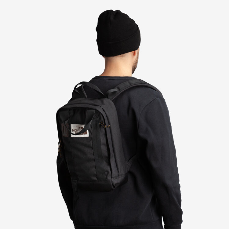 Рюкзак  THE NORTH FACE Tote Pack 14.5 Л Tnf Black Hthr 2021, фото 1
