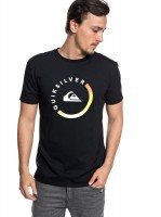 Футболка QUIKSILVER Slabsessionss M Black