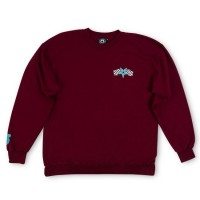 Свитшот THRASHER Racing Crew Maroon