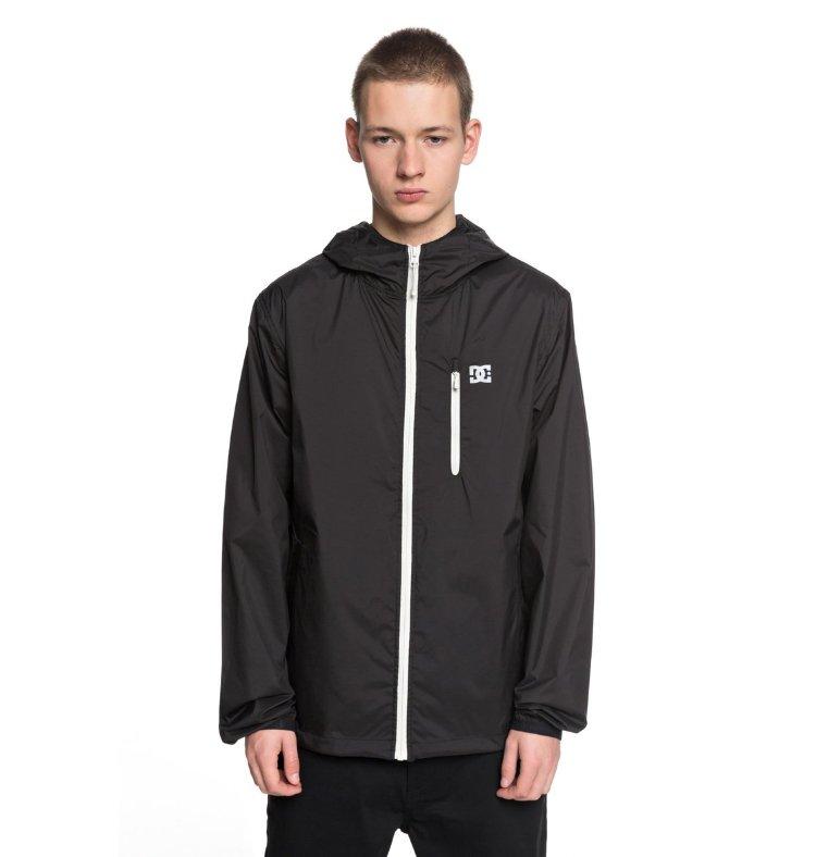 Купить Куртка мужская DC SHOES Dagup 3 M Black, Индонезия