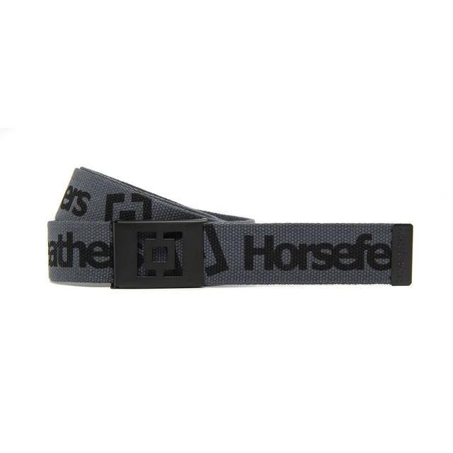 Ремень HORSEFEATHERS Idol Belt Gray