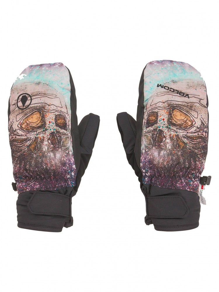 Купить Варежки для сноуборда VOLCOM Nyle Mitt Multi, Китай