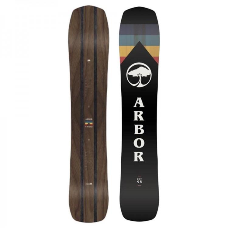 Купить Сноуборд мужской ARBOR A-Frame 19, ОАЭ