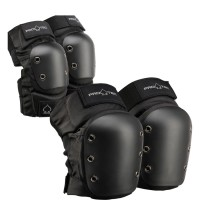 Комплект защиты PRO TEC Street Knee/Elbow Pad Set Black