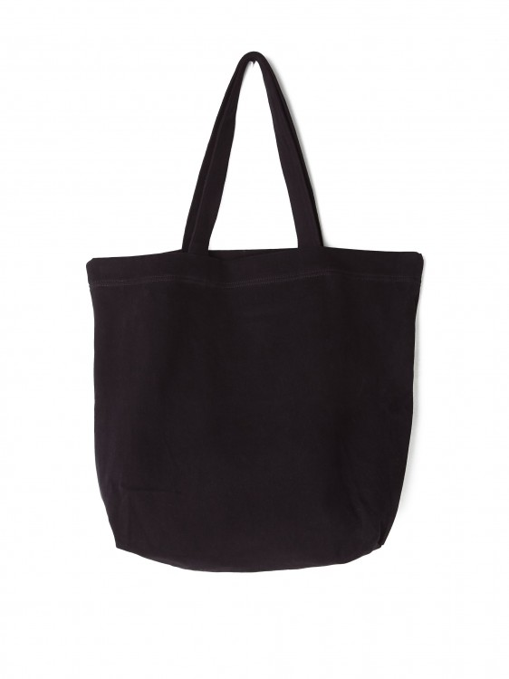 Сумка OBEY Wasted Tote Bag Black Twill, фото 2