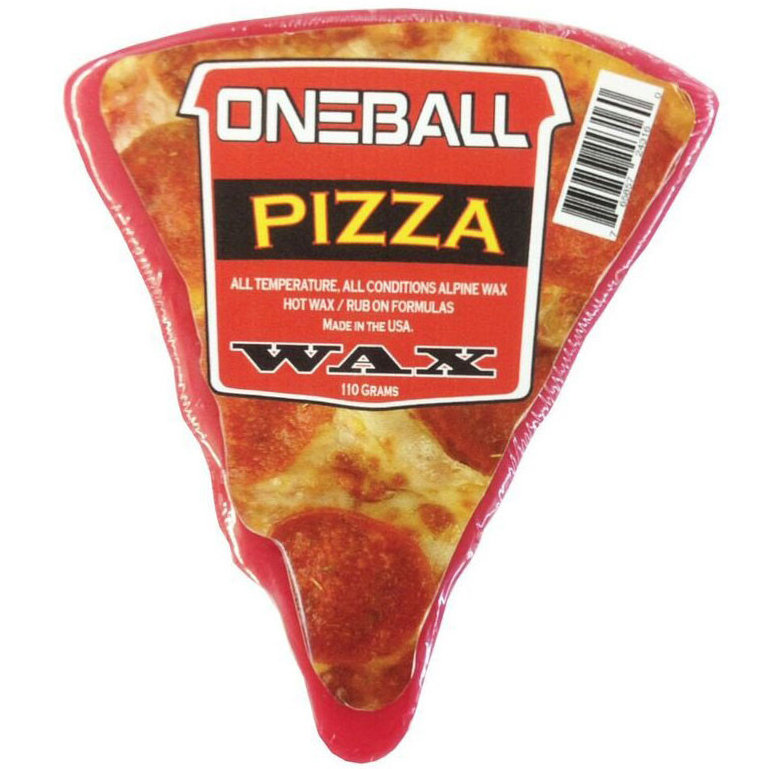 Парафин ONEBALL Shape Shifter Pizza FW17 Assorted фото