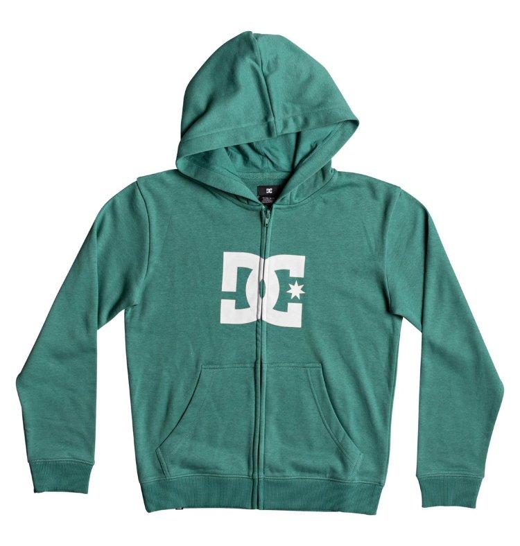 Купить Кардиган для мальчиков-подростков DC SHOES Star Zh Boy B Deep Sea/ Snow White, Пакистан