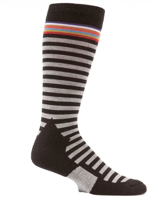 Термоноски VOLCOM Synth Sock Black, фото 3