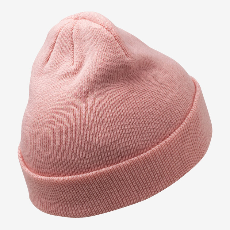 Шапка 686 Standard Roll Up Beanie Dusty Pink 2021, фото 2