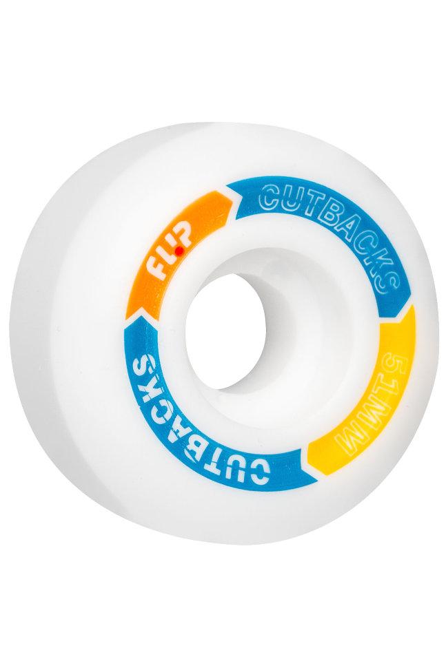 Колеса для скейтборда FLIP Cutback Wheels Pack Assorted 51 mm 8433975033797