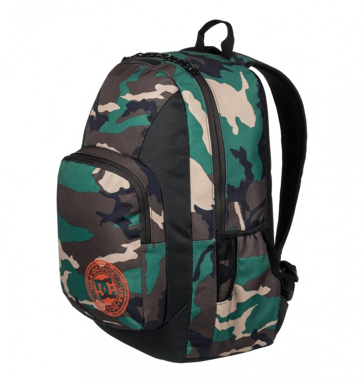 Рюкзак DC SHOES The Locker M Camo, фото 2