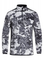 Джемпер QUIKSILVER Aker Hz Fleece M Black_Tannenbaum