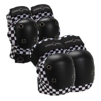 Комплект защиты PRO TEC Street Knee/Elbow Pad Set Checker