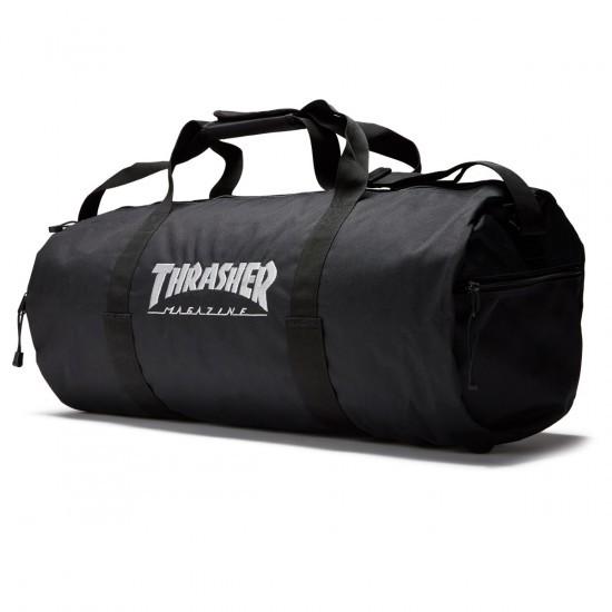 Сумка THRASHER Duffle Bag Black 2021