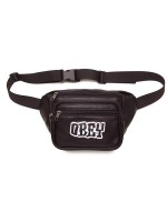 Сумка на пояс OBEY Better Days Pu Waist Bag Black