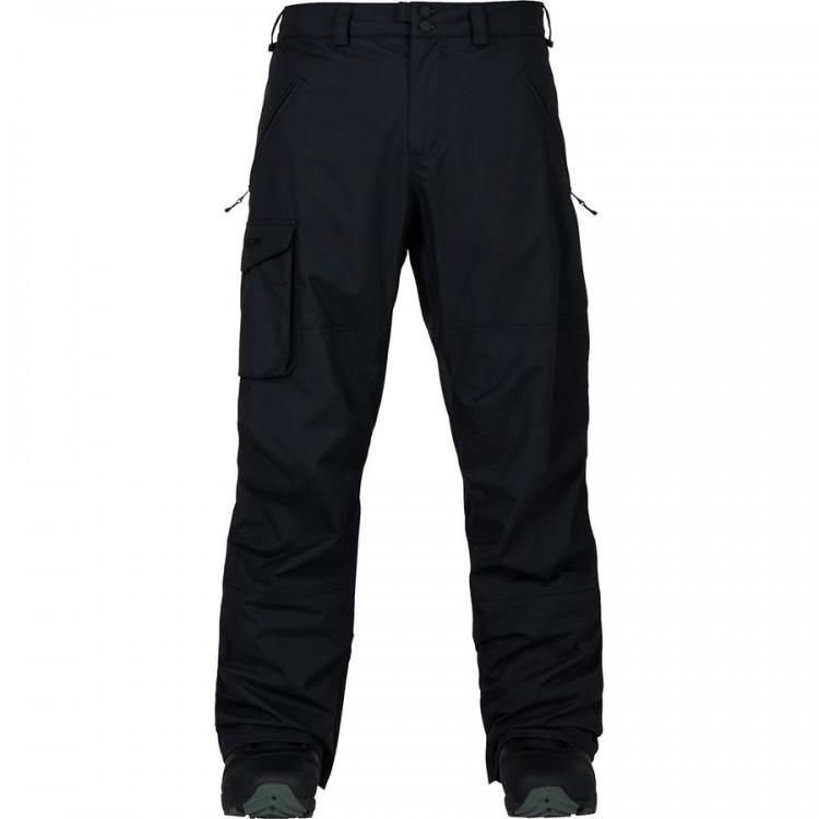 Купить Штаны для сноуборда мужские BURTON Mb Covert Insulated Pant True Black, Вьетнам