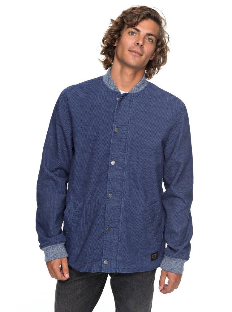 Купить Куртка мужская QUIKSILVER Hammerbreaks M Vintage Indigo, Китай
