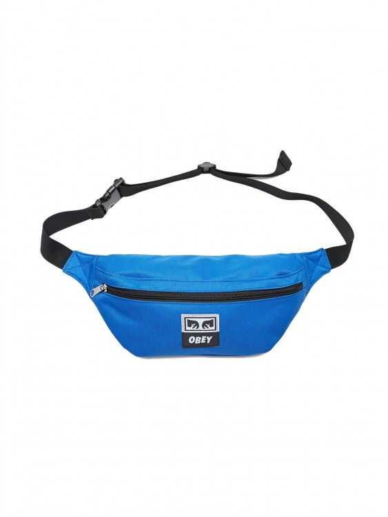 Сумка на пояс OBEY Daily Sling Pack Royal Blue, фото 1