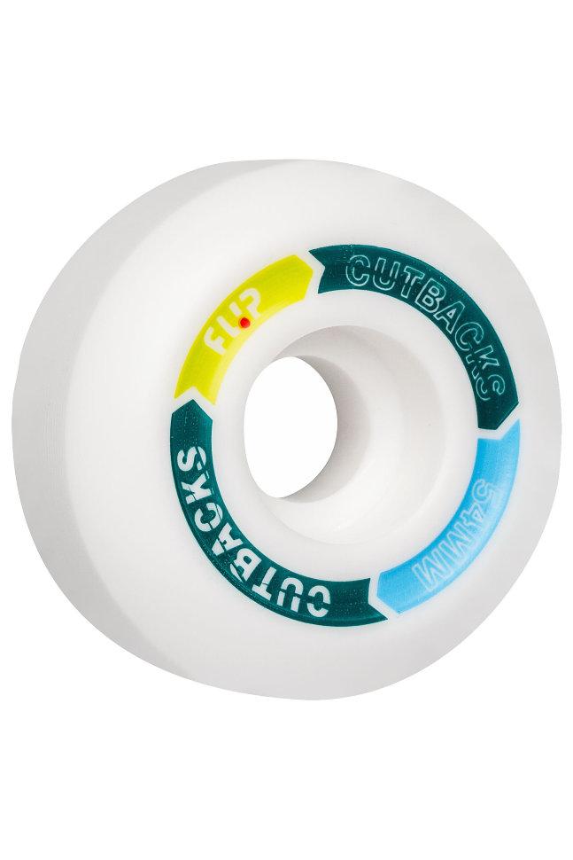 Колеса для скейтборда FLIP Cutback Wheels Pack Assorted 54 mm 8433975033827
