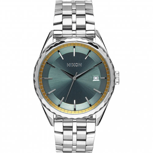 Купить Часы NIXON Minx A/S Silver/Sage/Gold, Китай