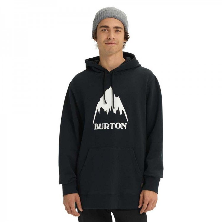 Купить Худи BURTON Classic Mountain High True Black, Китай