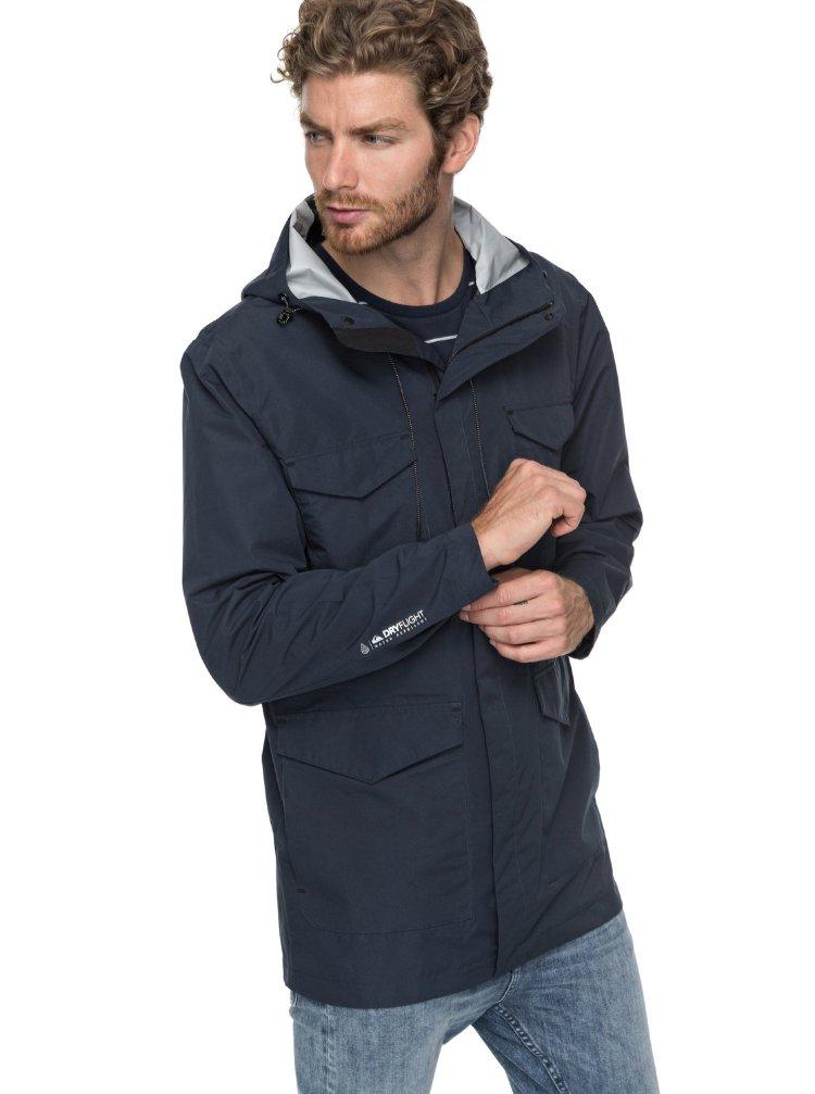 Купить Куртка мужская QUIKSILVER Arnetwind M Blue Nights, Индонезия