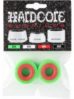 Бушинги HARD CORE Barrel 85A Green/Red