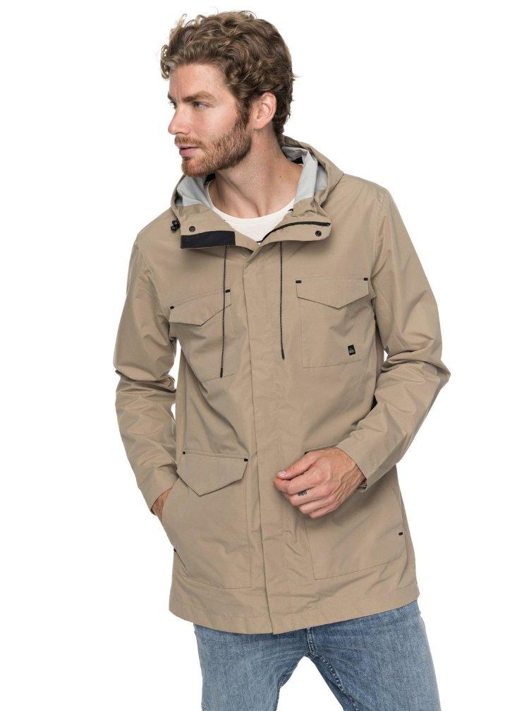 Купить Куртка мужская QUIKSILVER Arnetwind M Elmwood, Индонезия