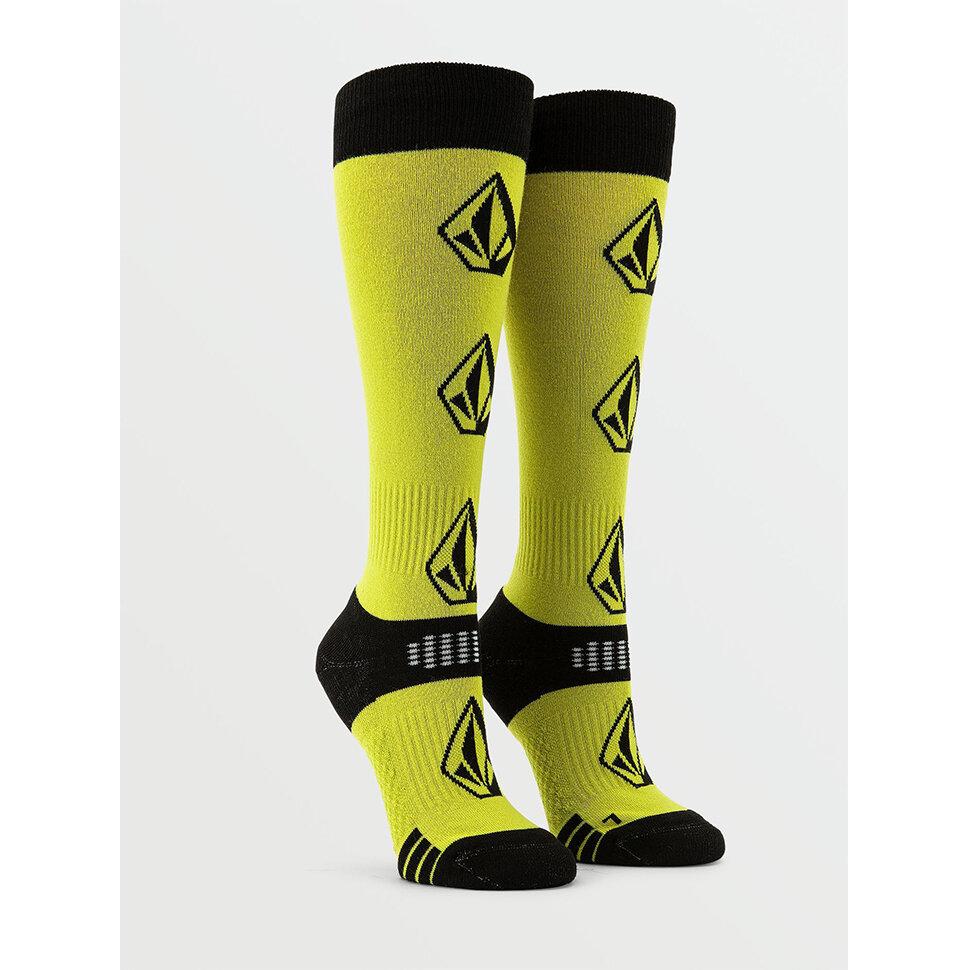 Термоноски VOLCOM Sherwood Sock Lime 2021