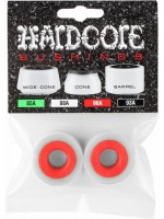 Бушинги HARD CORE Barrel 88A White/Red