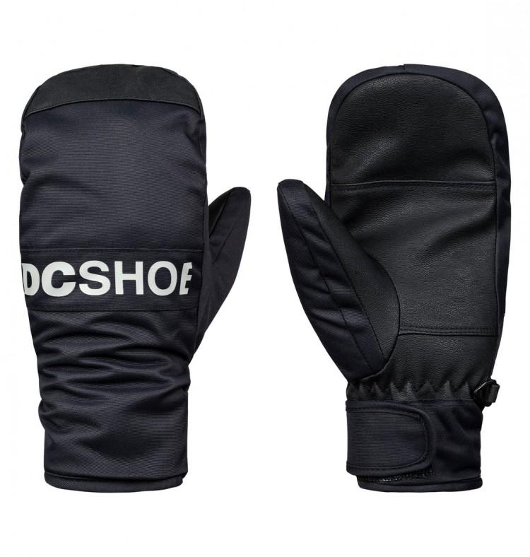 Купить Варежки сноубордические DC SHOES Franchise Yth M B Black, Китай