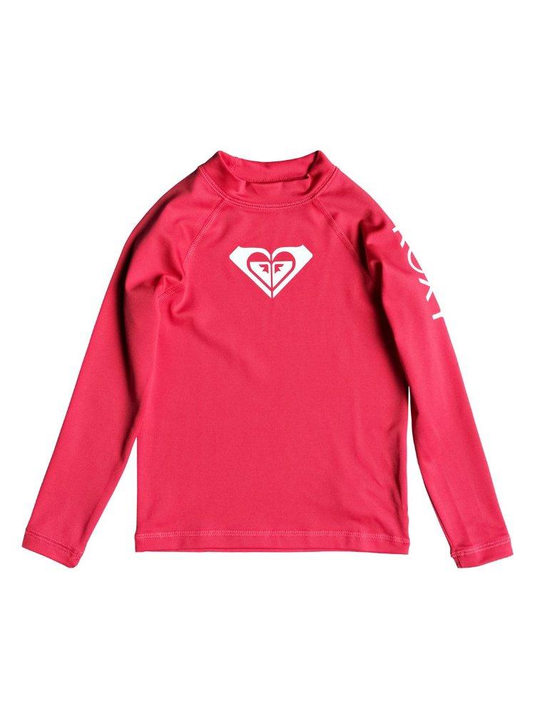 Купить Гидрофуфайка для девочек ROXY Wholehearted Ls K Rouge Red, Вьетнам